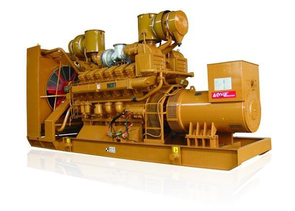 烟台济柴190kw系列柴油发电机组