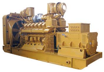 烟台应急发电机-700KW-2500KW济柴柴油发电机